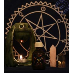 Ритуальные масла.