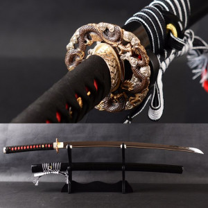 Самурайские мечи.