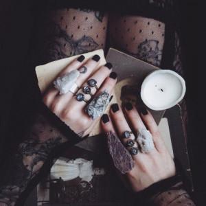 Кольца, перстни