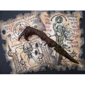 Ритуальные ножи.