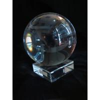 Хрустальный шар 100 мм на подставке.