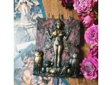 Барельеф богини Иштар