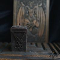 Ритуальная свеча Люцифер