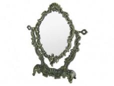 Зеркало настольное Бронзовое