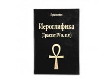 Иероглифика, Горапаллон (трактат IV в.).