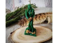 Свеча Богиня Фортуна