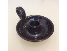 Подсвечник керамический Средневековый.